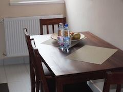 Apartman Eger konyha részlet
