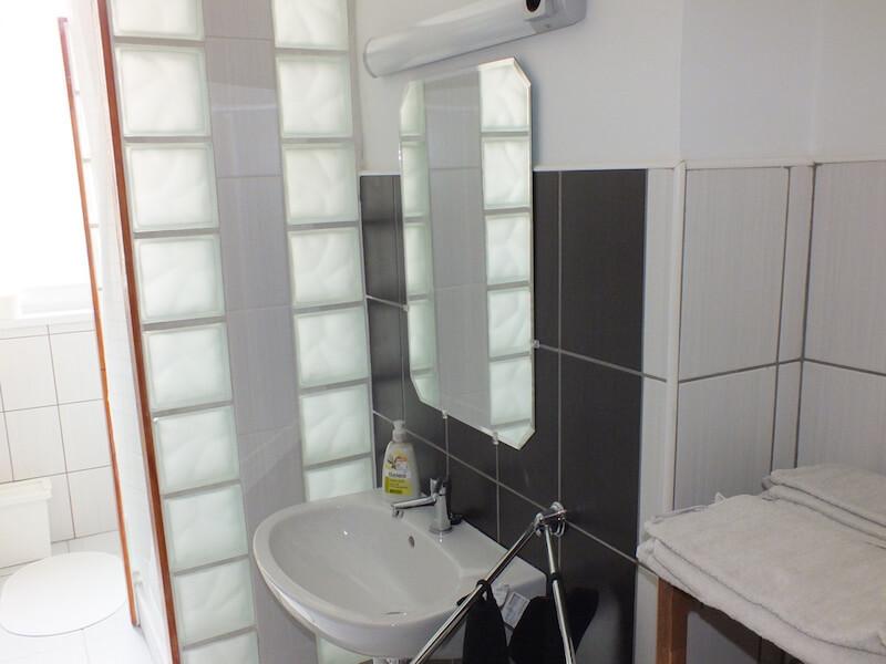 Thermal Residence Eger łazienka